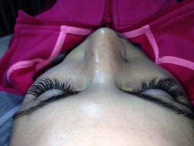 After Xtreme Lash Extensions